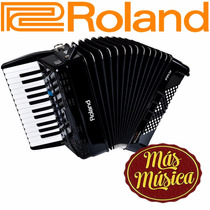 Acordeon Tipo Piano V-accordion Roland Fr-1x