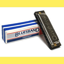 Armonica Hohner Blues Band Diatonica En C