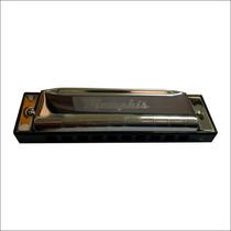 Memphis Armonica T10.3 En Fa, Carcaza Acer Inoxidable