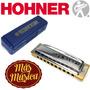 Armónica Diatónica Hohner Blues Harp Madera