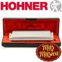 Armónica Cromática Chromonica-64; 64 Voces - Hohner