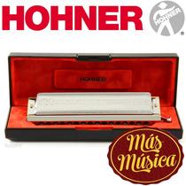 Hohner M28001 Armónica Cromática Chromonica-64; 64 Voces