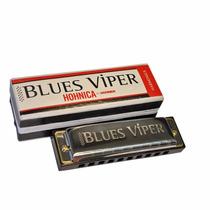 Armonica Hohner Blues Viper En C (do) Audiomasmusica