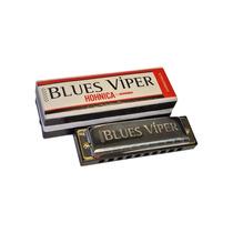Armonica Hohner Blues Viper / Diatonica En Do (c)