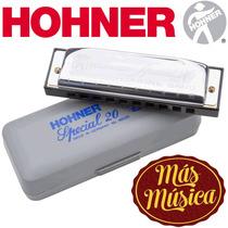 Armónica Diatónica Special 20; 20 Voces - Hohner