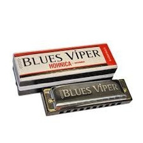Hohner Armonica Do Blues Viper X12 Unidades M91500s