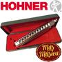 Hohner M27001 Armónica Cromática Chromonica-48; 48 Voces