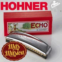 Armónica Echo Stimmen; 48 Voces - Hohner