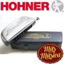 Armónica Cromática Chrometta-8-32 Voces C/estuche -hohner