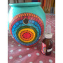 Hornito Electrico Aromaterapia Color. Diseño + 2 Esencias