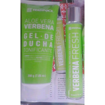 Set Verbena Antiestress Gel Ducha Y Perfume Aromaterapia