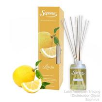 Difusor Aromatico Con Varillas De Bambu Saphirus Pack X 6 U.
