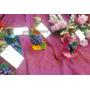 Souvenirs Mini Difusores Ambientales Con Violetas U