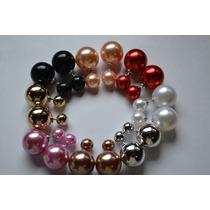 Aros De Acero Por Blister Lady Di, Dior ,bolas De Fuego Y +