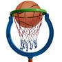 Aro De Basket Basquet De Pie Playa Portatil + Pelota Oferta