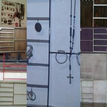 Organizador Y Exhibidor Para Pared De Aros,pulseras,colgates
