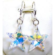 Aros Estrella Aurora Boreal Swarovski-elements.