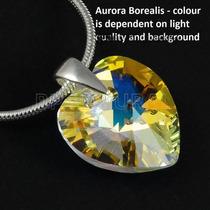 Collar Dije Cristal Swarovski Elements.san Valentin