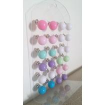 Aros Dior De Perlas Ideal Para Revendedores ! Varios Colores