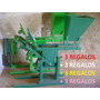 Planos D Maquina Para Fabricar Ladrillos Ecologico +3regalos