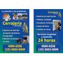 Cerrajero Cerrajeria Urgencias 24 Horas