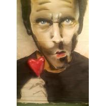 Retratos Murales Letrista Frente De Comercio, Pintura Diseño