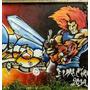 Graffiti, Murales Infantiles, Banderas De Egresados, Cuadros