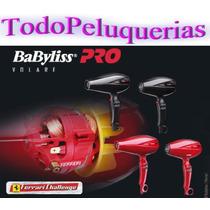 Secador Babyliss Volare 1 Ferrari * El Mas Veloz Del Mundo