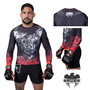 Remeras Licryas Gruge Mma