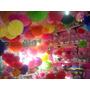Pompones Papel Seda, Ambientación, Cumpleaños Infantil