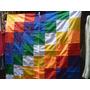 Banderas Whipala ( Pueblos Originarios) 1 Metro