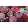 Tela Totora Ovillada10k $280 Colores Lisos Estampados!!!