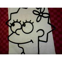 Lisa Simpson, Artesanía En Hierro