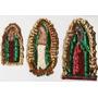Virgen De Guadalupe Aplique En Lentejuelas