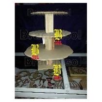 Porta Cupcakes 5,5mm Fibrofacil Bandejas Cajas Laser