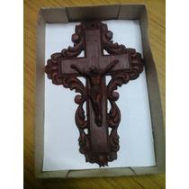 *milagrosa Santa Cruz Bendecida Por Papa Francisco - Amen -*
