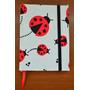 Cuadernos Y Agendas Artesanales, Originales Y A Mano !!!