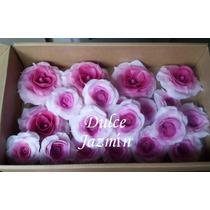 Rosas En Porcelana Frìa