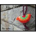 Pajaritos Tejidos Pájaros Al Crochet Ideal Para Souvenirs