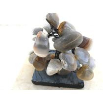 Arbol De La Vida Realizado Con Piedras Preciosas Imperdibles