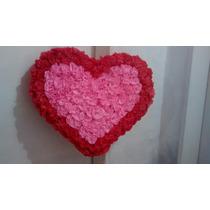 Piñata En Forma De Corazón