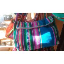 Morral De Aguayo Colores Y Diseño, Por Mayor.