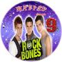 Kit Imprimible Rock Bones Peter Punk Candy Bar