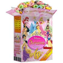 Kit Imprimible Princesas Disney Candy Bar Golosinas