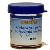 Colorante Para Porcelana Fria Creativa X 10grs