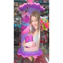 Piñatas Artesanales Para Cumpleaños Violetta