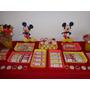 Candy Bar Mickey Mouse Para 15 Espectacular!!!