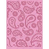 Cuttlebug Carpeta Texturadora - Perfectly Paisley - Nueva