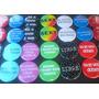 Pins Prendedores Personalizados A Tu Gusto!!! 55mm X10 Unid.