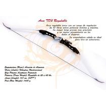 Arco Prana Td5 Regulable Diestro 25 A 45 Lbs.